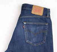Levi's Strauss & Co Herren 590 04 Gerades Bein Jeans Größe W38 L32 AVZ756