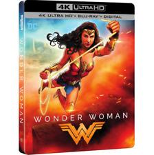 Wonder Woman 2017 Limited Edition SteelBook [4K Ultra HD + Blu-ray + Digital]