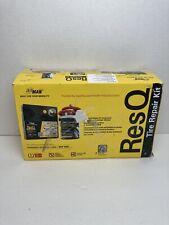 New listing AirMan ResQ Tire Tyre Repair Kit Compressor and 450ml Sealant Bottle