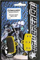 TruckerCo Sintered Disc Brake Pads Shimano Saint XTR XT TRP  BR m8020 m9120 sm12