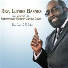 Luther Barnes - Favor Of God [New CD]