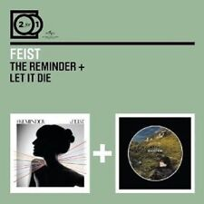Feist - 2 for 1: the reminder/Let it i 2 CD ++++++++++++++ NUOVO