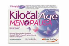 Kilocal Age Menopausa 30 compresse - Integratore
