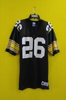 🏈 PITTSBURGH STEELERS #26 ROD WOODSON CHAMPION JERSEY MENS -44