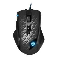 SHARKOON Drakonia Gaming Mouse - Black DRAKONIA Black Mouse