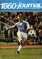 TSV 1860 München - 1860-journal Mai 5/1979