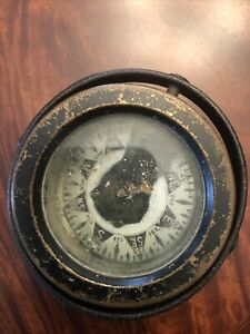 Unknown Gyroscope Compass Ship Maritime Military