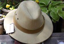 Stetson-Men's-Oxford-Safari Khaki One Great Hat - Large