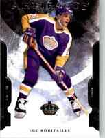 2011-12 Upper Deck Artifacts Luc Robitaille #20