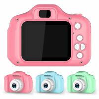 Kids Mini Digital Camera 2.0'' HD Screen Anti-Shake Camcorder Christmas Gifts