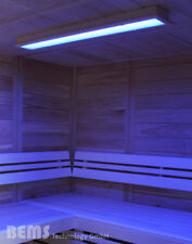 LED Sauna Farblicht Beleuchtung RGB für Sauna und Infrarotkabinen Lumina XL