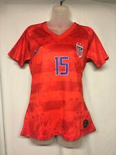 Team Usa Megan Rapinoe Futbol/Soccer Nike Red Jersey Size Large Nwt