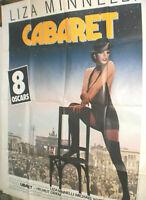 XXL  Filmplakat,Plakat,CABARET,  LIZA MINNELLI ,Musicalfilm,BERLIN #116