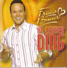 Frans Bauer-He Lekker Ding cd single