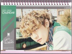 BTS V Calendar Year 2021 & 2022 K-POP 04