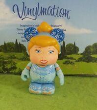 "Disney Vinylmation 3"" Park Set 1 Cinderella Blue Gown"