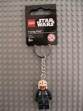 Lego Star Wars Y-Wing Pilot Key Ring/ Key Chain Brand New 853705