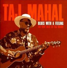 Blues with a Feeling: The Very Best of Taj Mahal by Taj Mahal (CD, Sep-2003,...