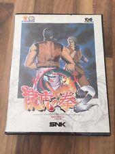 NEO GEO:    ART OF FIGHTING 2       SNK         JAPAN