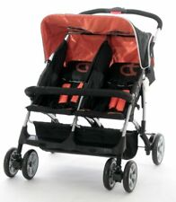 Osann twin pram Vegas Twin Duo LX Orange