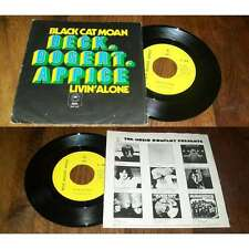 BECK BOGERT APPICE - Black Cat Moan Rare Dutch PS 7' Heavy Blues 73'