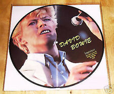David Bowie RARE PICTURE DISC Denmark IMPORT Lp NEAR MINT FREE US SHIPPING