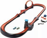 Hot Wheels ID Smart Track Kit Bundle With 2 Free Hot Wheels ID Cars Included
