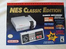 Nintendo NES Classic Edition mini modded Arcade(MAME) SNES SEGA w/ 700+ games