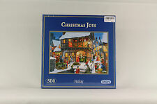 Christmas Joys 500 Piece Jigsaw Puzzle - Item
