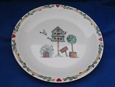 Thomson Pottery Birdhouse SALAD PLATE (s) multiples *have more items to set*