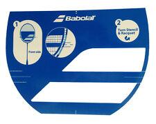 Babolat Badminton Racket String Stencil Card Logo - Free UK P&P