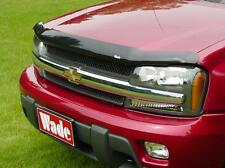 Chevy Trailblazer 2002 - 2007 Smoke Bug Hood Shield Bugshield Deflector Stone