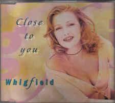 Whigfield -Close To You cd maxi single 3 tracks Italo Dance