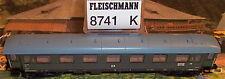 Dr Voiture de Tourisme 1te Classe A4üc Fleischmann 8741 K Neuf Emballage Scellé