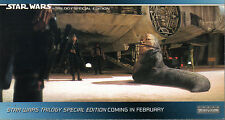 STAR WARS TRILOGY SPECIAL EDITION PROMOTIONAL CARD P2