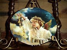 Precious Angels, Sandra Kuck, Angel of Sunshine Bradford Exchange Plate