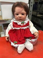 Monika levenig vinilo muñeca 49 cm. top estado