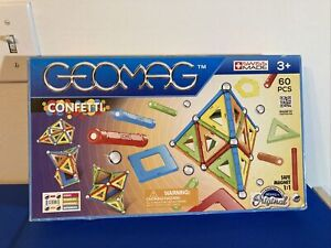 86-Piece Building Set with Magnetic Motion Certified STEM Construction Toy MECHANICS Geomag Safe for Ages 5 and Up
