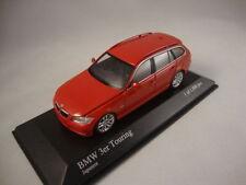 Artículos de automodelismo y aeromodelismo MINICHAMPS color principal rojo BMW