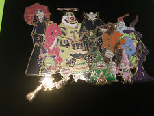 Disney Tim Burton Nightmare Before Christmas Unforgettable Characters Pin LE 500