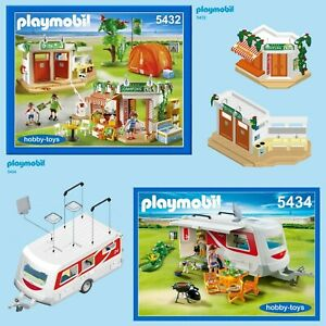 Playmobil * CAMPING / CAMP SITE 5432 5434 5435 5436 5439 * SPARE PARTS SERVICE