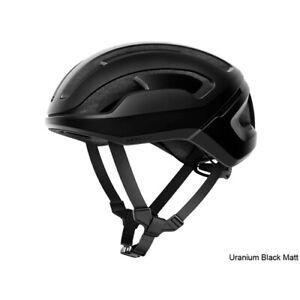 POC Omne Air SPIN Helmet - Uranium Black Matt Large