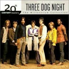Three Dog Night - Millennium Collection - 20th Century - New CD - Damaged Case