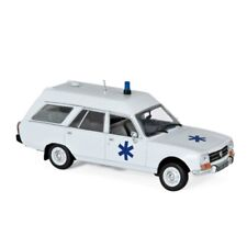 Peugeot 504 Break 1979 Ambulance 1/43 - 475442 NOREV