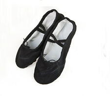 Adult Child Canvas Ballet Dance Shoes Slippers Pointe Dance Gymnastics Lot Sizes
