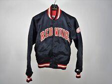 Vintage Red Wings Hockey Starter Coat Made in USA Medium