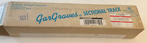 "Gargraves WT-42-101 O42 Phantom Sectional Track 42"" Circle 8 Pieces"