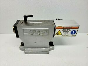Haas Pneumatic Tailstock tail stock HPTS5 use with Rotary Table 4th Axis Mill