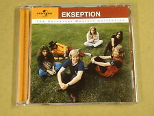 CD / EKSEPTION – THE UNIVERSAL MASTERS COLLECTION