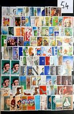 54.  Selection Irish Used Commemorative stamps    FREEPOST